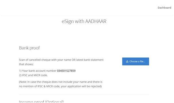Step 7 - Open Demat Account in Zerodha