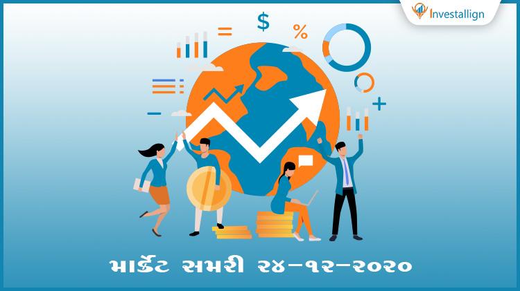 Market Summary 24 Dec 2020